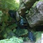 Foto zu Gasthof im Hotel Lichtenhainer Wasserfall: Gewässer normal