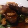 Lamm mit Polenta und Bohnen