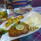 Foto zu Am Frauenstein: Beide Teller