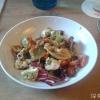 Grillgemüse mit Pesto und Mozzarella