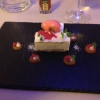 Dessert - Blutorangensorbet