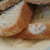Brot mit Kennzeichnung