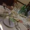 der gedeckte Tisch