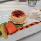 Foto zu Robichon: Dessertteller Chef mit ner Hammer Crème brulée