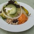 Foto zu Gasthaus Zur Post: Schmackhafter Salat