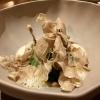 Agnolotti vom Kalb & Frosch | Confierte Zwiebeln | Trüffel aus Alba