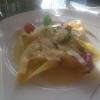 Tortelloni mit Butter und Salbei