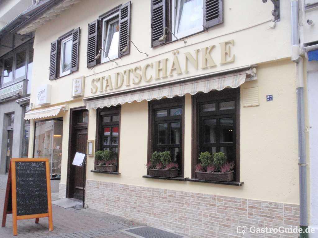 Stadtschänke Restaurant in 61440 Oberursel