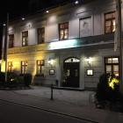 Foto zu Gasthof zum Wildpark: Eingang
