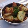 Super Bratkartoffeln zu den Matjes