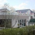 Foto zu Restaurant Villa Soveranum: Haupteingang zum Hotel