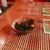 Die Oliven als Küchengruß