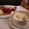 Kartoffelbrei/Fasan