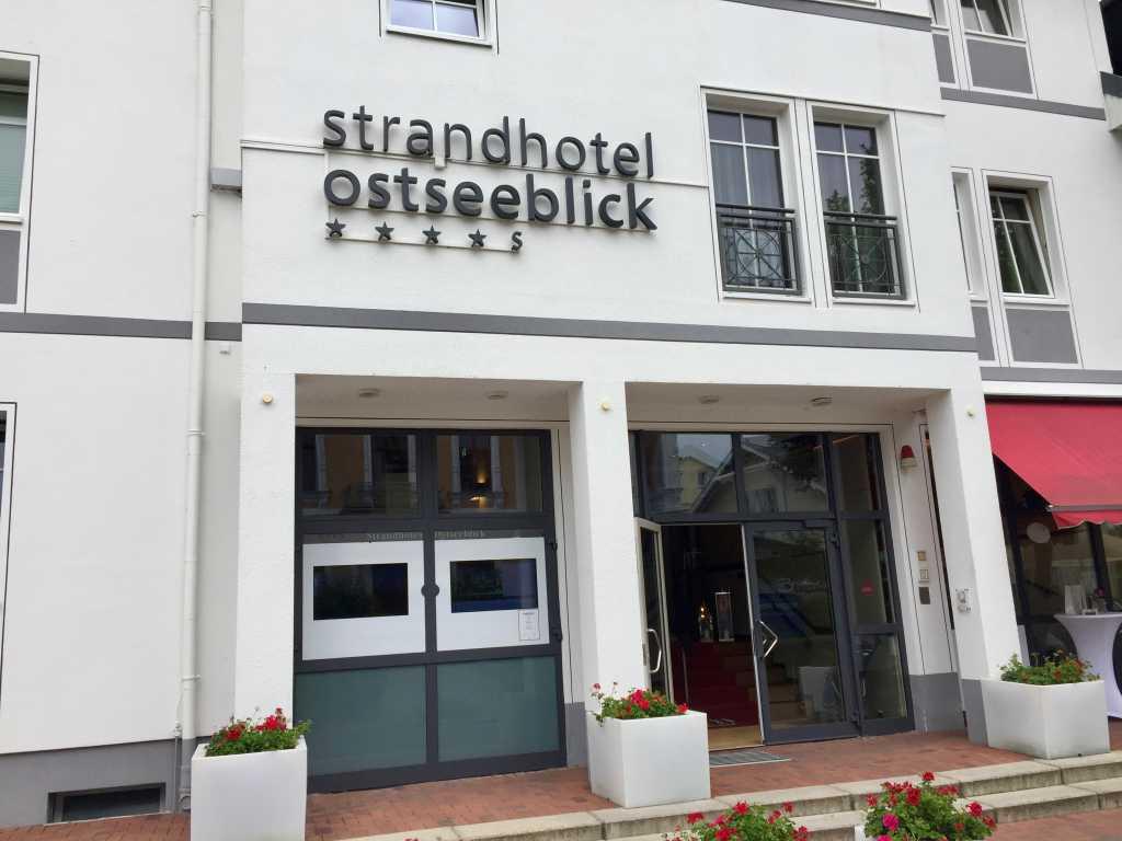Strandhotel Ostseeblick Restaurant Bernstein Restaurant