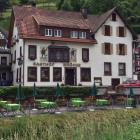 Foto zu Flössergasthof zur alten Brücke:
