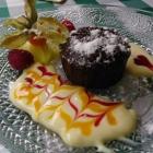 Foto zu Civitas: Dessert - Schokoladenmoelleux