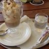 kleiner Eiskaffee