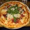 Rinderschinken, Rucola, Parmesan & 2 Sardellen (ca. 16€)