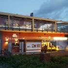 Foto zu Strandhaus Orange Blue: