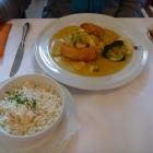 Foto zu Kloster Holzen: Putenbrust auf Curry