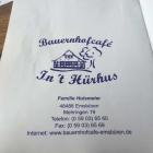 Foto zu Bauernhofcafé In't Hürhus: 14.6.15