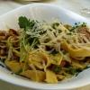 Pasta mit frischen Pfifferlingen