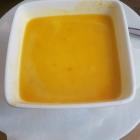 Foto zu Zum Bembelsche: Kürbiscreme Suppe zum Tagesmenü