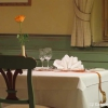 schöne Atmosphäre am Tisch