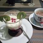 Foto zu Landhotel Steiner: Rote Grütze mit Vanillesauce