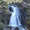 Wasserfall unterhalb des Gasthofes