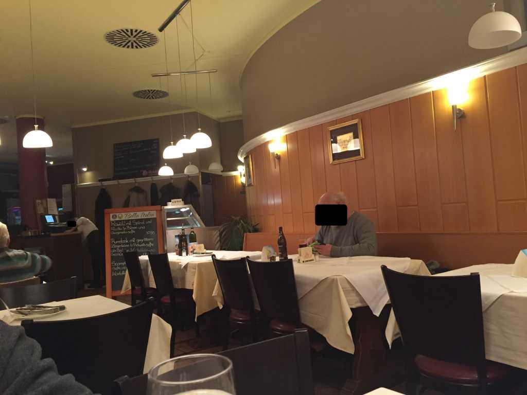 bella italia restaurant in 80992 m nchen. Black Bedroom Furniture Sets. Home Design Ideas