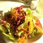 Foto zu Restaurant im Akzent Hotel Bayerischer Hof: Beilagensalat