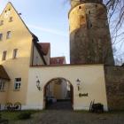Foto zu Wasserburg zu Gommern: