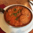 Foto zu Poseidon: Filetspitzen Spezial mit Tomatenreis  (12,90 €).