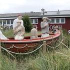 Foto zu Gosch · Alte Bootshalle: