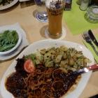 Foto zu Steirer Stub'n im Bürgerhaus: Zweibelrostbraten mit Bratkartoffel