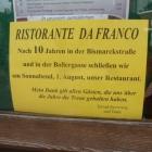 Foto zu Pizzeria Da Franco: