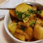 Foto zu Hotelweingut Barth: 19.03.19: Tolle Bratkartoffeln zum Wintersteak