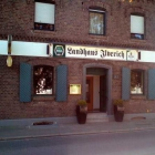 Foto zu Landhaus Ilverich: Landhaus Eingang.