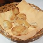 Foto zu Il Boschetto: Selbst gebackenes Brotkonfekt