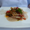 Rotes Thai Curryhuhn