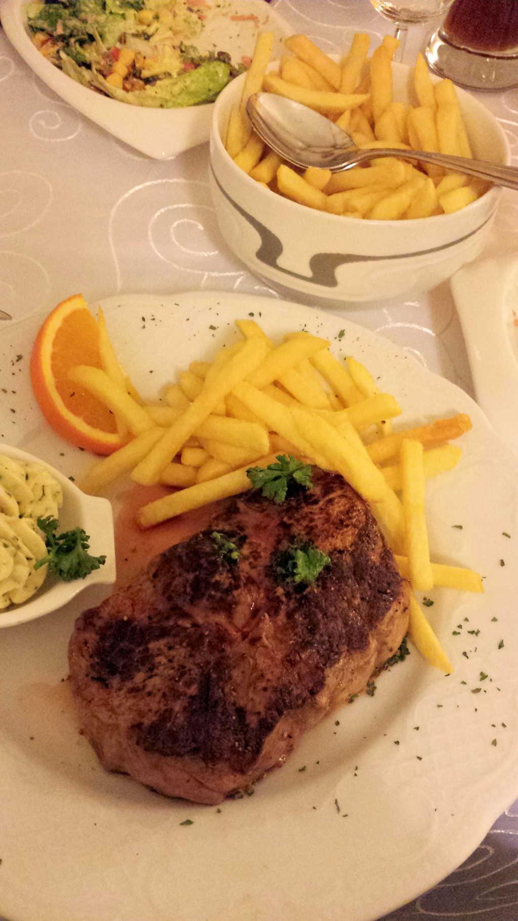 Deutsches Haus Restaurant in Kusel