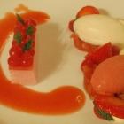 Foto zu Waldhotel Sonnora: Variationen zu Erdbere und Rhabarber