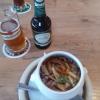 Pfannenkuchensuppe