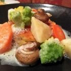 Foto zu Gehrlein's Hardtwald: Gratiniertes Eierknöpfle-Törtchen mit Gemüse