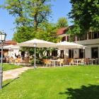 Foto zu Jägerstube: Restaurant-Terrasse