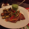 Grüne Soße mit Tafelspitz und Bratkartoffeln (14,90 €)