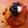 Praline von der Räucherforelle mit Kaviar