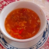 Suppe mit Einlage