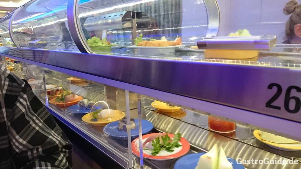 Bewertungen Tokyo Running Sushi Restaurant Sushibar In 34117 Kassel